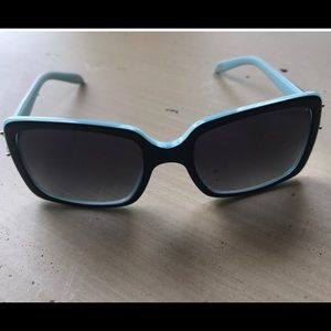 Tiffany and Co. sunglasses with case